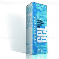 DISSOLVUROL Gel de silicium Tube 100ml